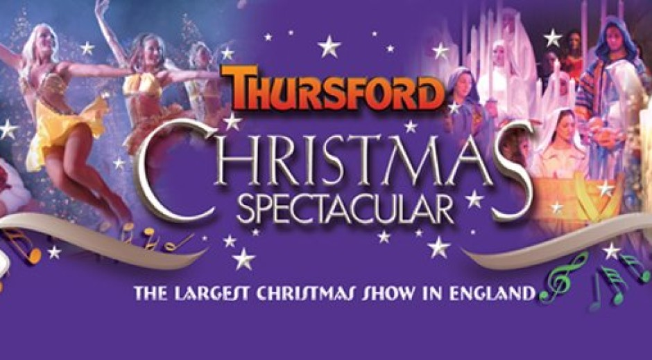 Jewels Tours   Thursford Christmas Spectacular