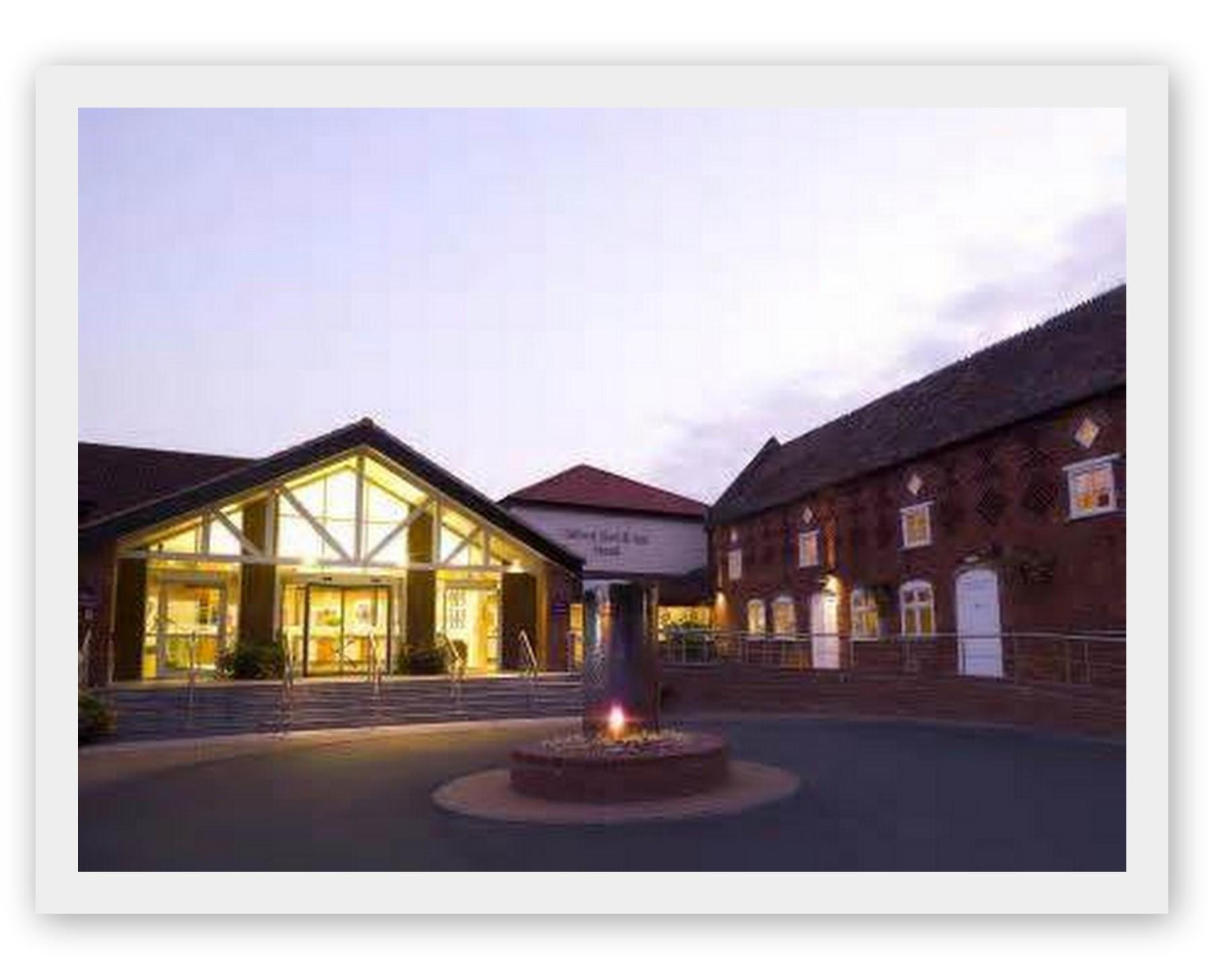 Shrewsbury Spa Hotel