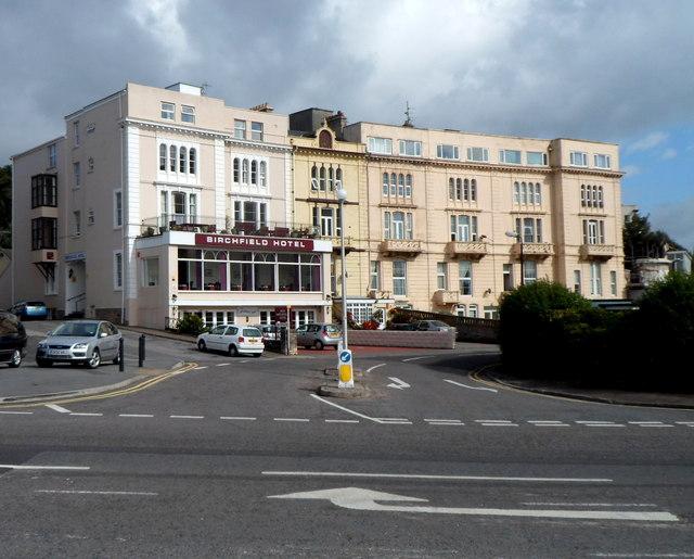The New Birchfield Hotel Weston